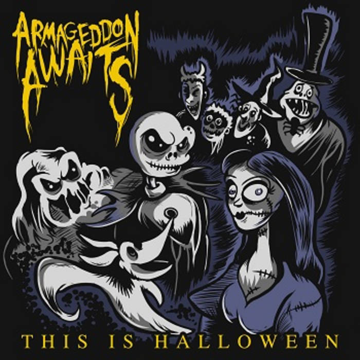 This is Halloween   Armageddon Awaits