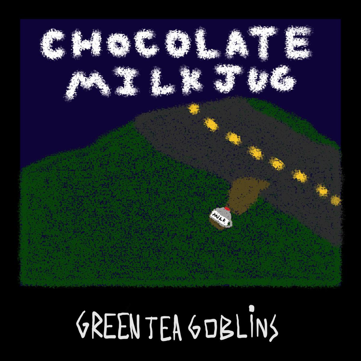 Chocolate Milk Jug by Green Tea Goblins