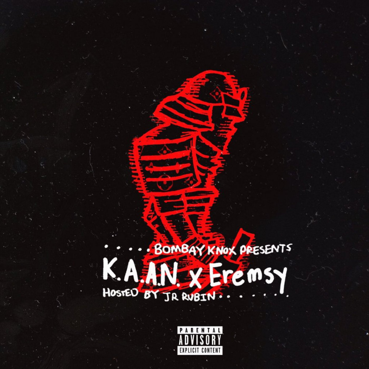 K A A N  - Vibes (Prod  by Eremsy)   Bombay Knox
