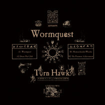 Wormquest EP cover art