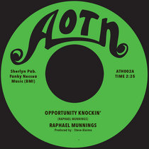 Nassau Funky cover art