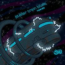 ingerslip - Stellar Train Blues cover art