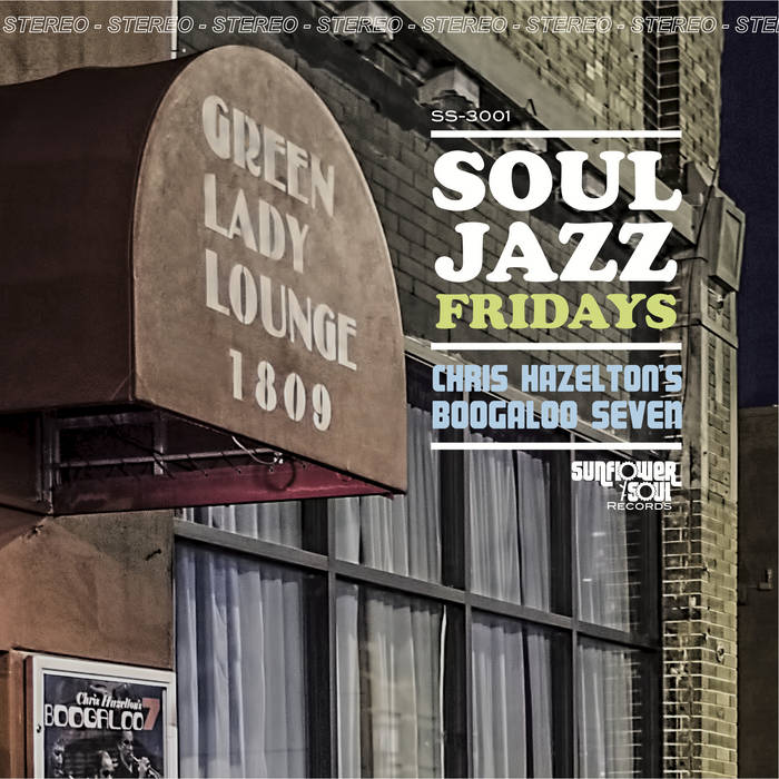 Soul Jazz Fridays cover art