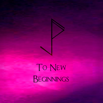 To New Beginnings, by Jessica Pink