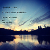 One with Nature - A Guided Sleep Meditation cover art