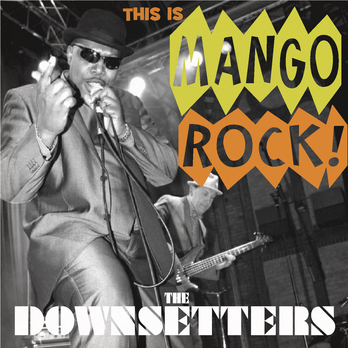 Resultado de imagen para The Downsetters - This Is Mango Rock...Live!