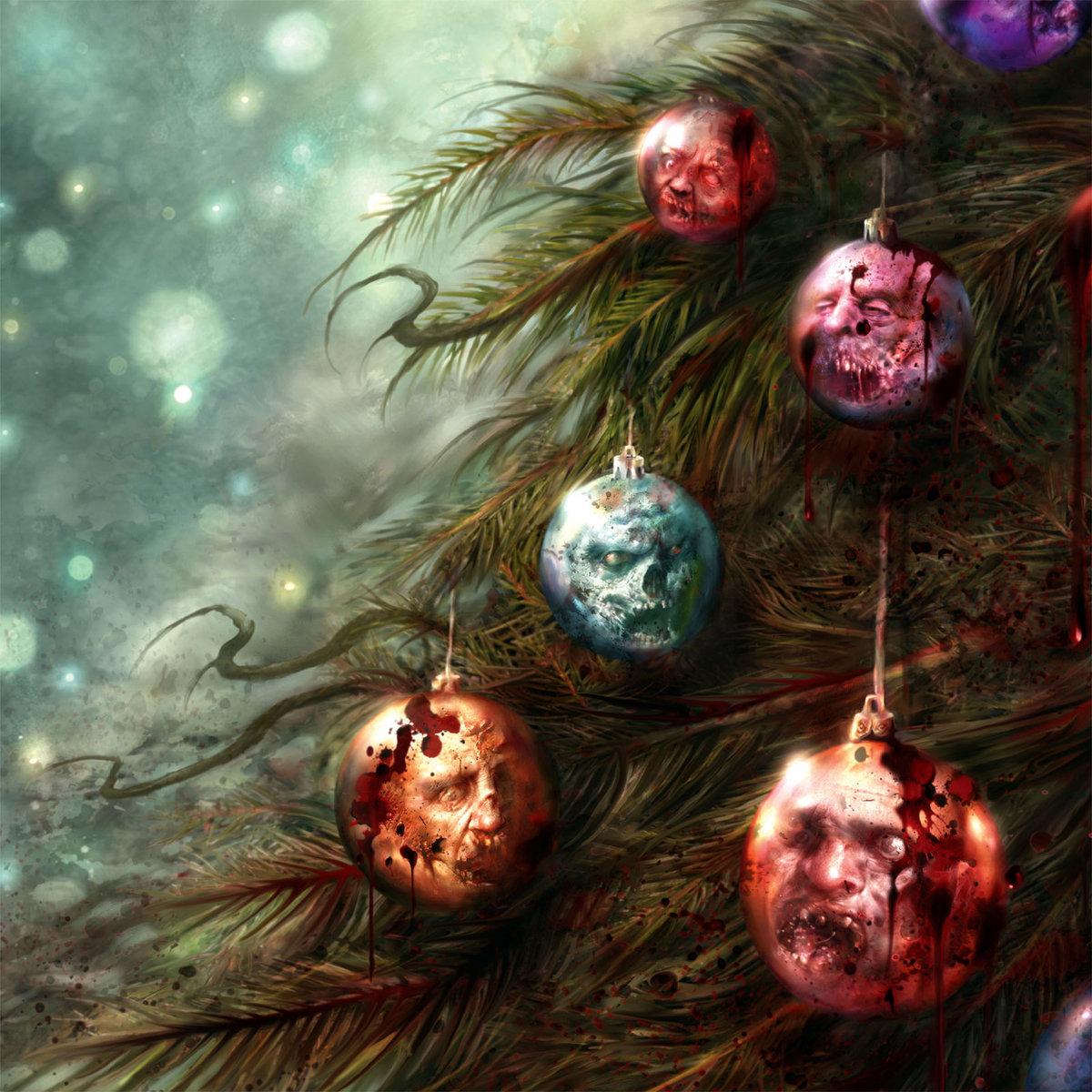 Evil Christmas.Christmas Evil Mondo Tees