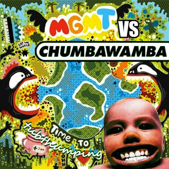 Image result for Chumbawamba's Tubthumping'