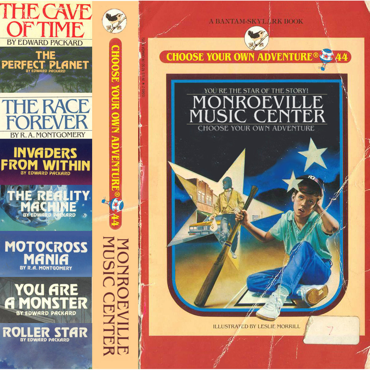 Choose Your Own Adventure Monroeville Music Center