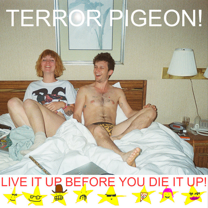 Girl! (Featuring Kat Porter), by Terror Pigeon