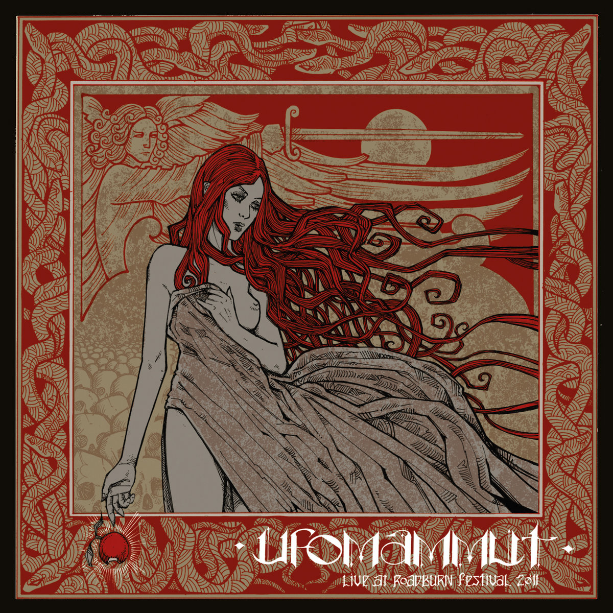 Eve Live At Roadburn 2011 | UFOMAMMUT