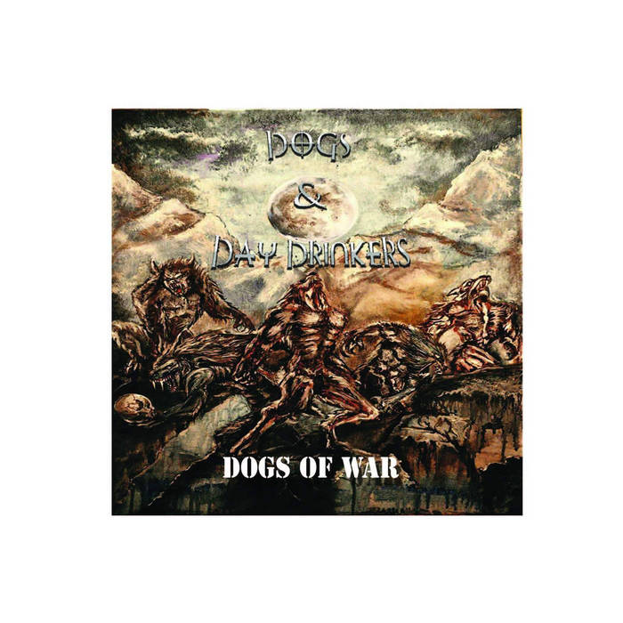 Dogs Of War cover art
