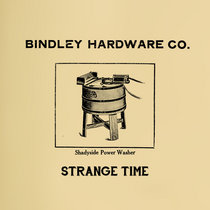 Strange Time cover art
