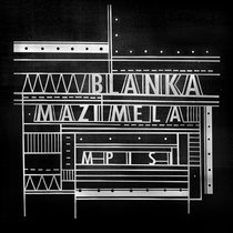 Blanka Mazimela - Mpisi EP cover art
