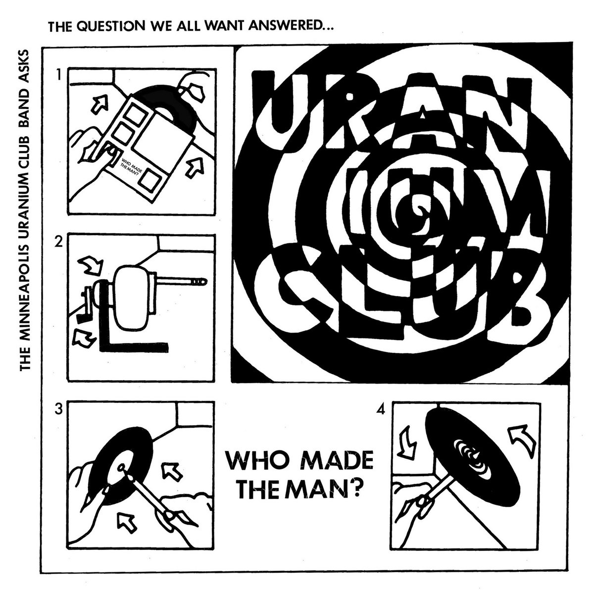 Who Made The Man? | Static Shock Records