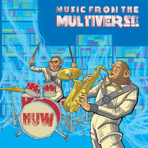 Music From The Multiverse cover art