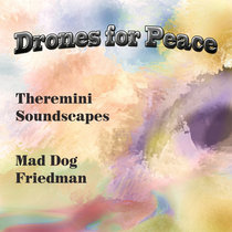 Drones for Peace cover art