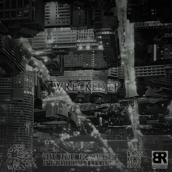 Wrecked EP cover art