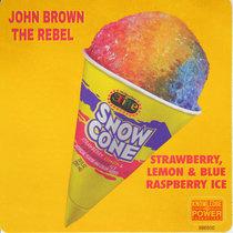 John Brown - Ice Cones EP cover art