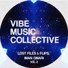 Lost Files & Flips: Iman Omari Vol. 2 Cover Art