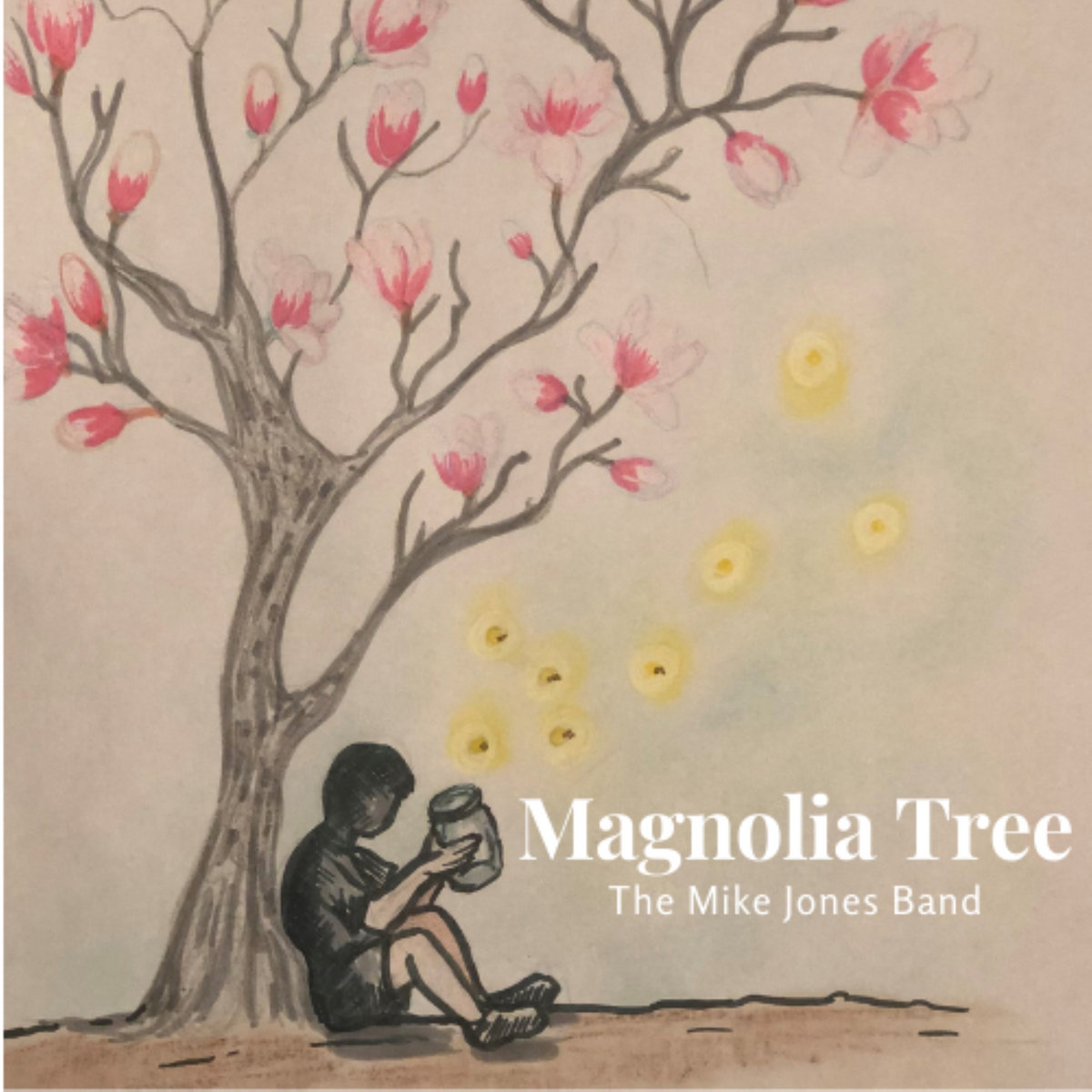 Magnolia Tree by The Mike Jones Band