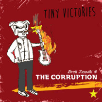Tiny Victories (an album recorded in Vietnam) cover art