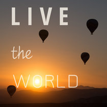 Live the World cover art