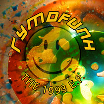 The 1993 E.P. cover art
