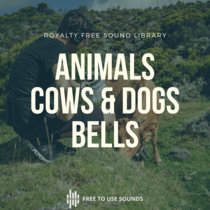 Cowbell Sounds   Download Cowbell Sound Effects Barking Dogs & Cow Breathing cover art