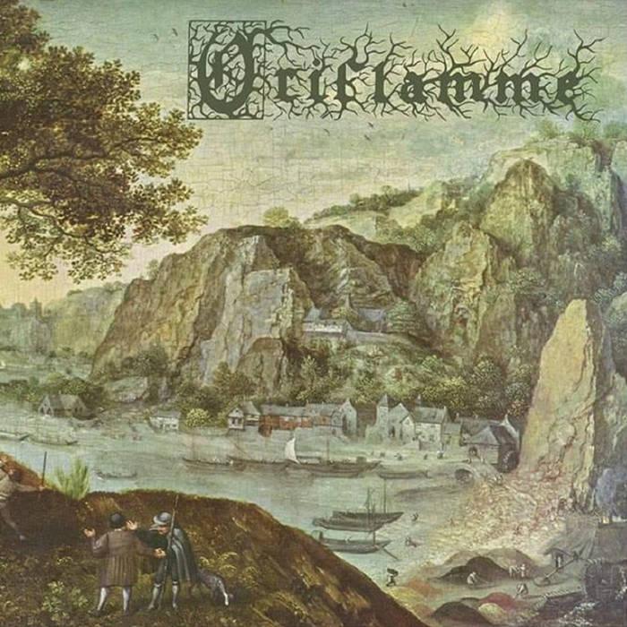 oriflamme black metal belgique