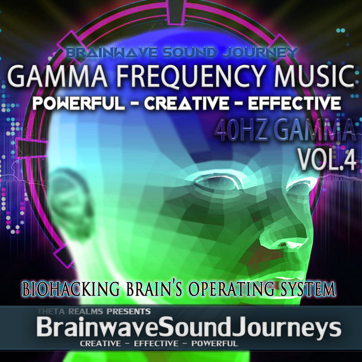 BIOHACKING YOUR BRAIN For Peak PREFERENCE   GAMMA FREQUENCY MUSIC V4