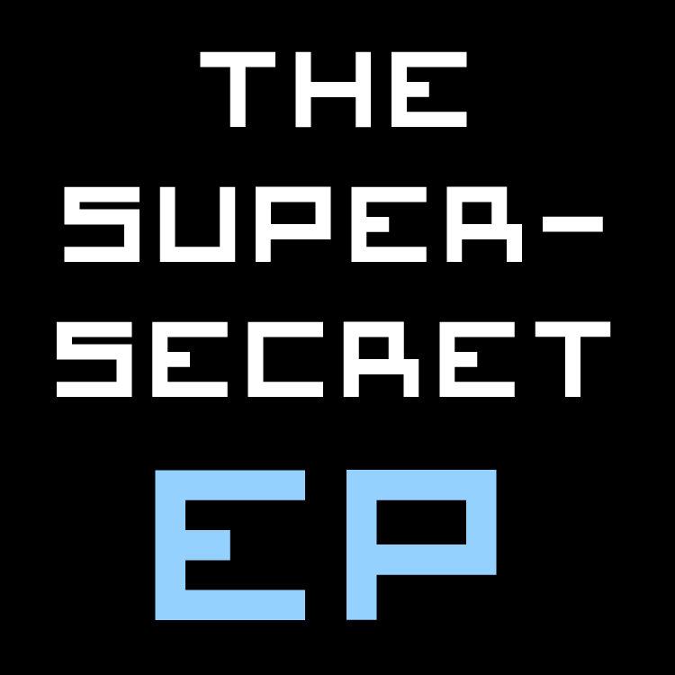 The Super-Secret EP   brentalfloss