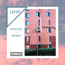 LayUP cover art