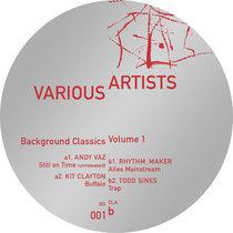 Background Classics Volume #1 cover art