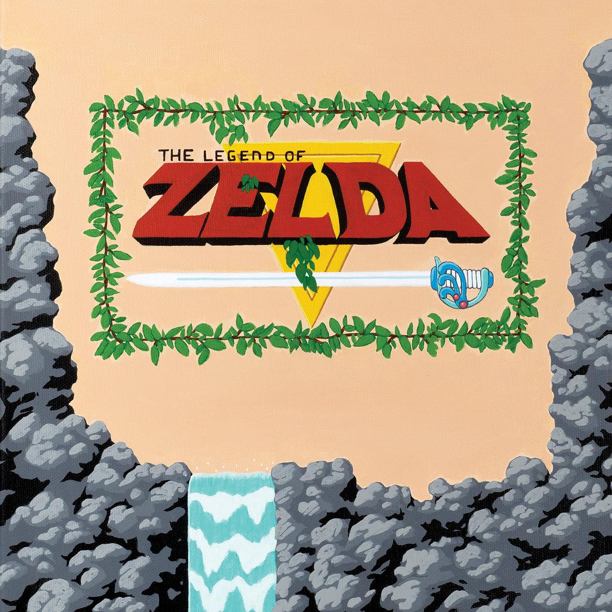 The Legend of Zelda V2 | Bit Brigade