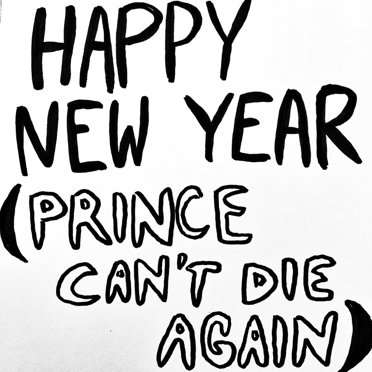 Happy New Year (Prince Can\'t Die Again) | Mac McCaughan