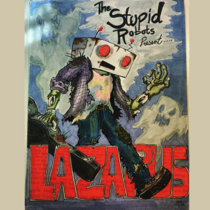 Lazarus (Single) cover art