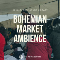 Bohemian Farmers Market Sounds Portugal! Shouting & Screaming & Selling cover art