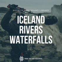 Waterfalls & River Sounds Iceland cover art