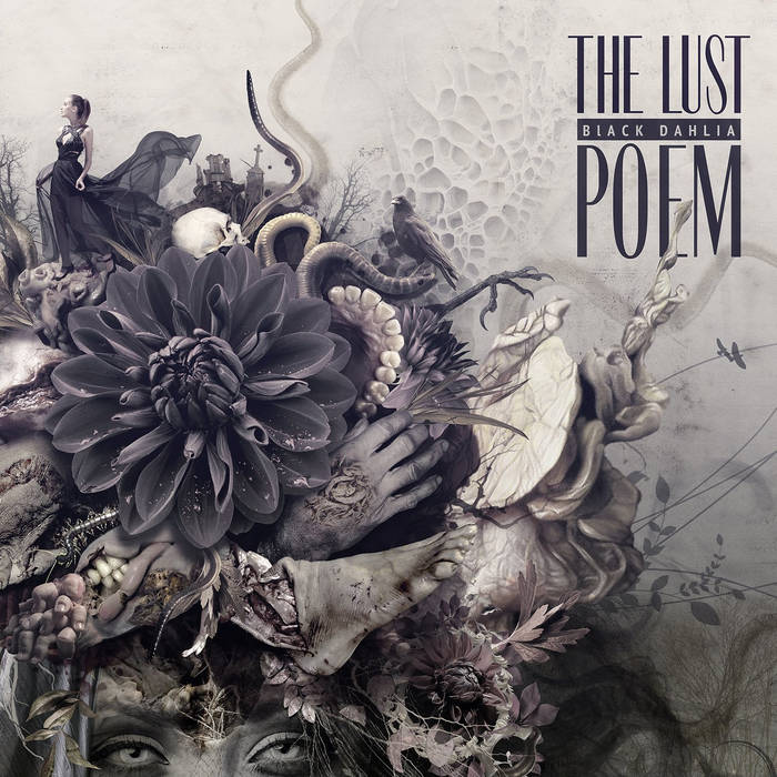 Новый альбом THE LUST - Black Dahlia Poem (2017)