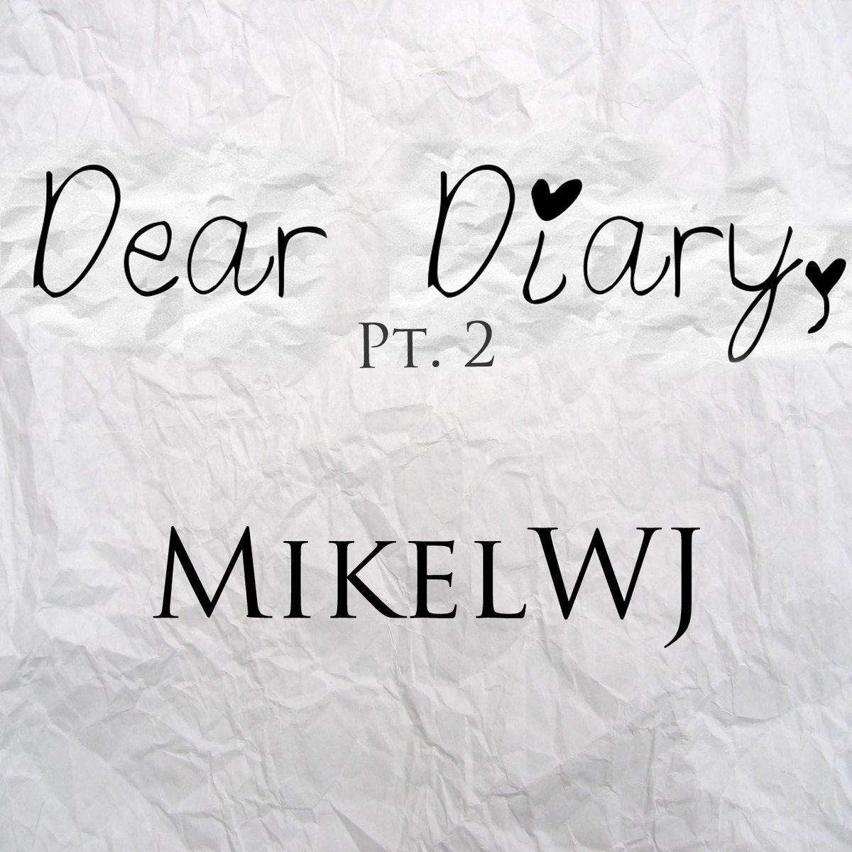 how to write a dear diary