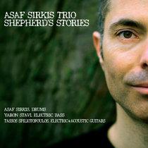 Shepherd's Stories cover art