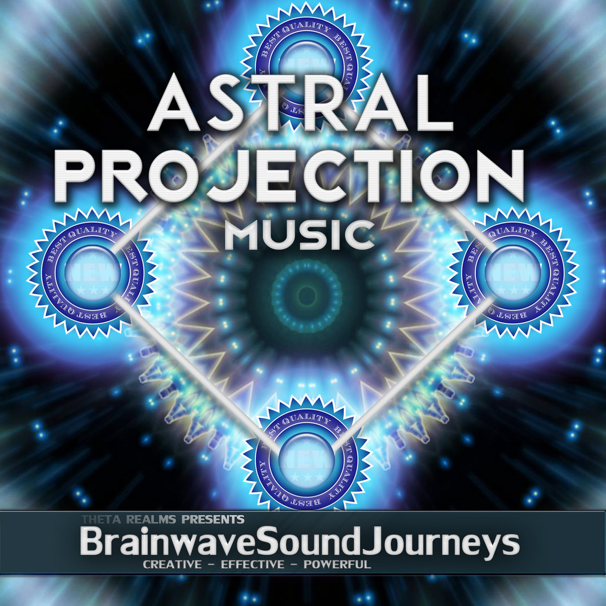 ASTRAL PROJECTION MUSIC Out Of Body EXPERIENCE ( EFFECTIVE