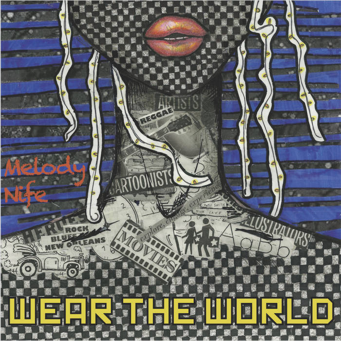 Wear the World cover art