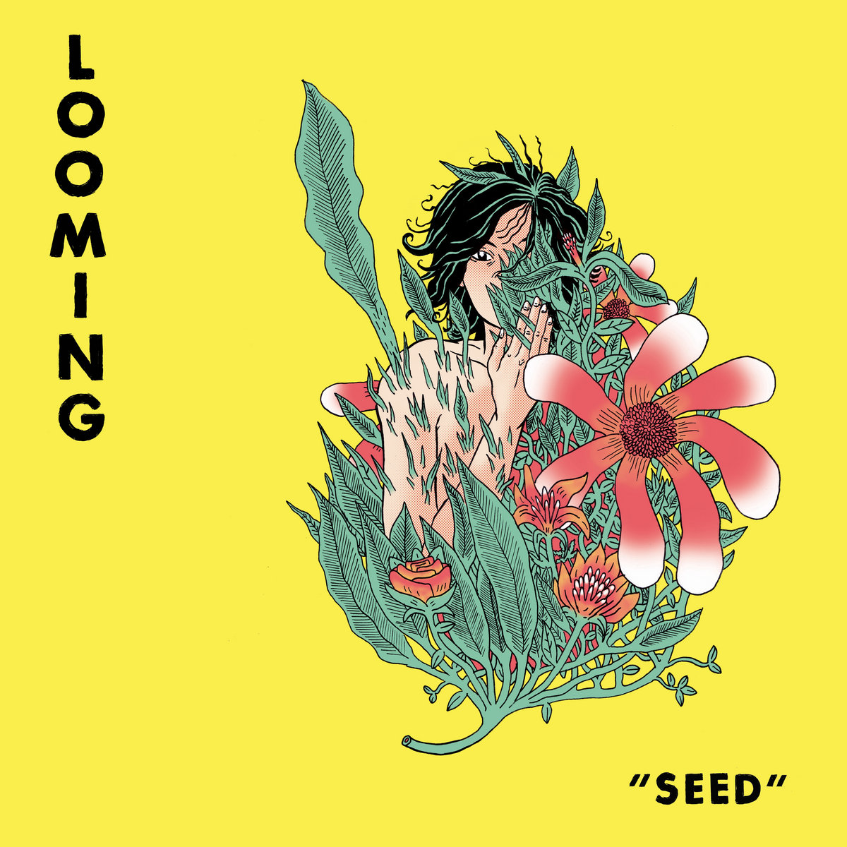 Afbeeldingsresultaat voor Looming-Seed, album cover