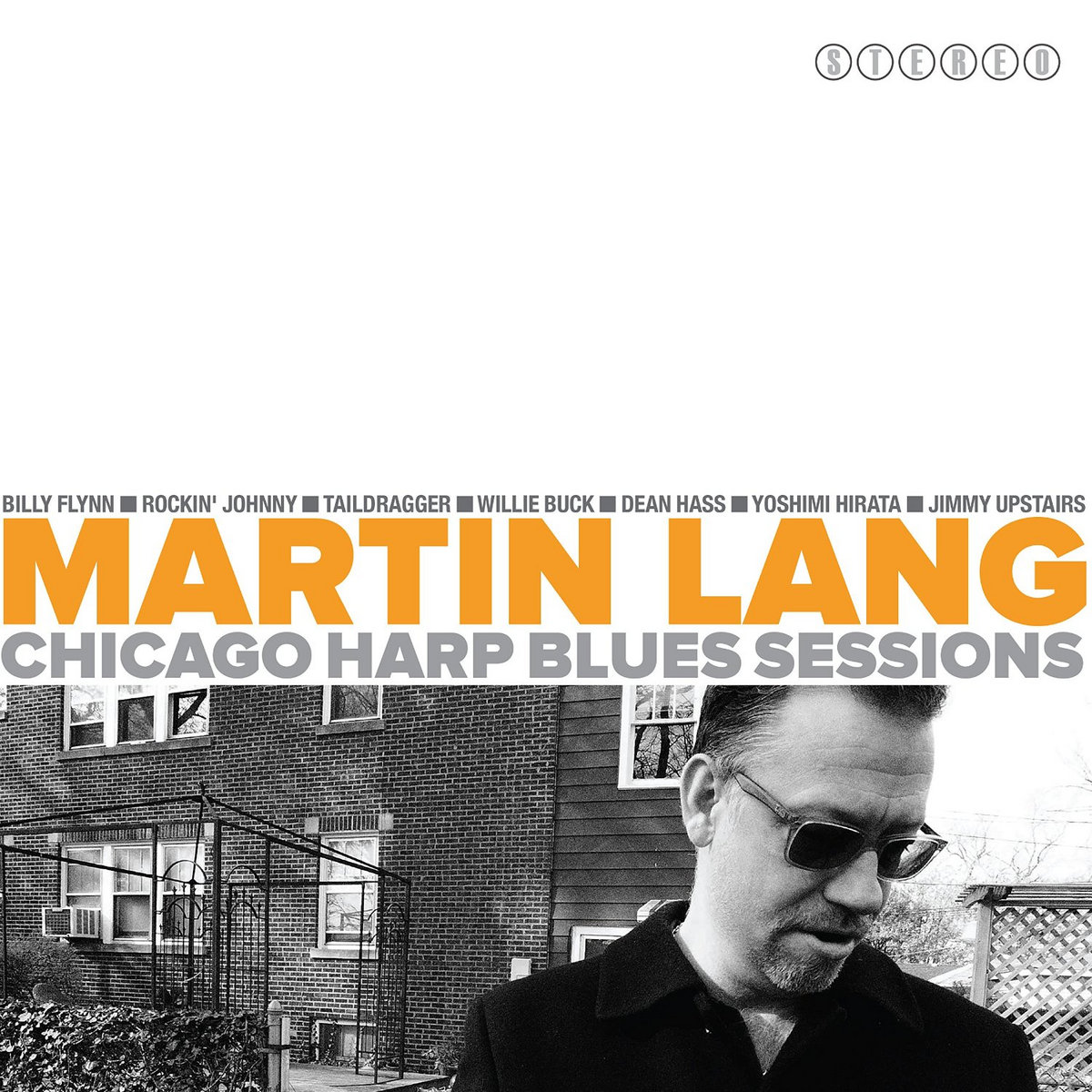 Chicago Harp Blues Sessions | Martin Lang