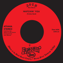 Watchin' You / To The Sky cover art