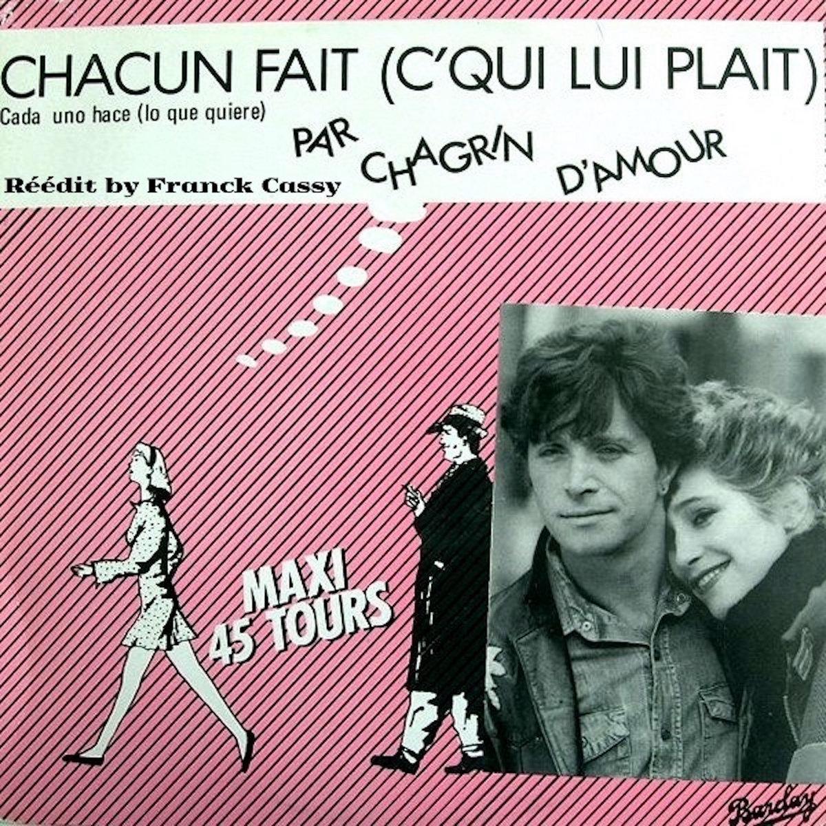 LUI FAIT PLAIT CQUI DAMOUR CHAGRIN CHACUN TÉLÉCHARGER