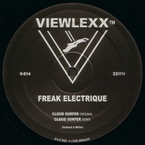 (Viewlexx V-014) Cloud Surfer/Fright Jazz cover art