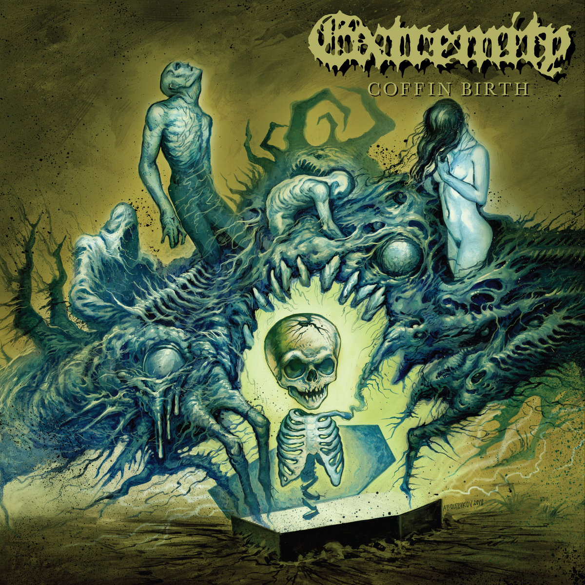 Image result for Extremity - Coffin Birth (20 Buck Spin) $18.99